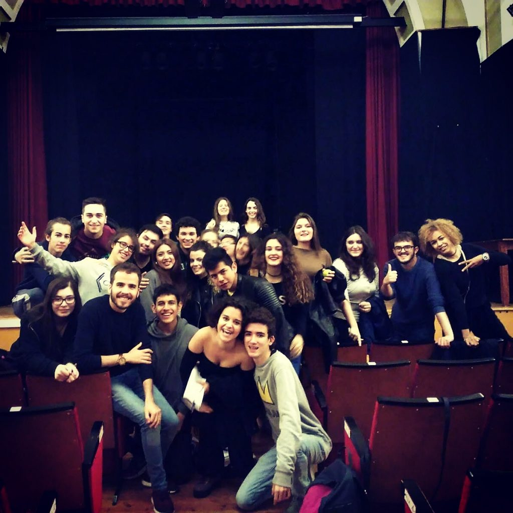 ¡Buero a la mejor obra de teatro de Navarra!