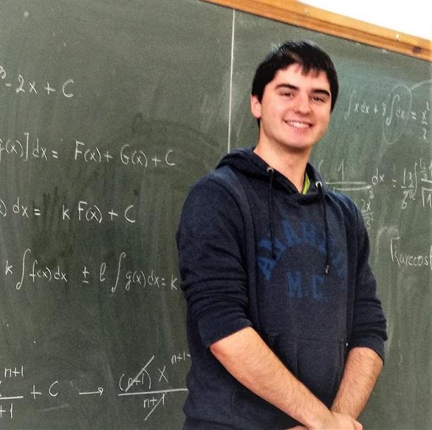 Ander Núñez gana el segundo puesto en la fase local de la XXXI Olimpiada de Química