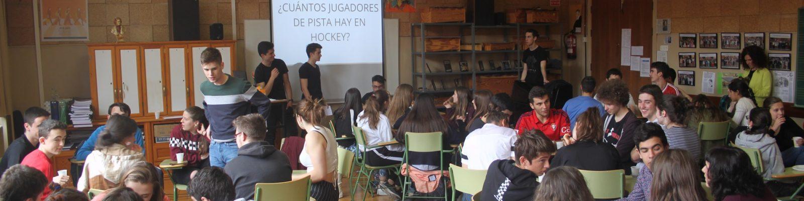 ¡Los alumnos son los protagonistas! (Fotos del Aprendizaje a la carta)